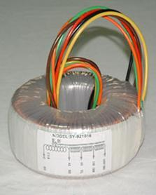 Toroidal Transformers Automatic Resettable Current Regulator